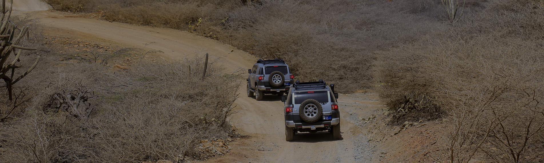 Aruba Off-Road Jeep Tours in Aruba