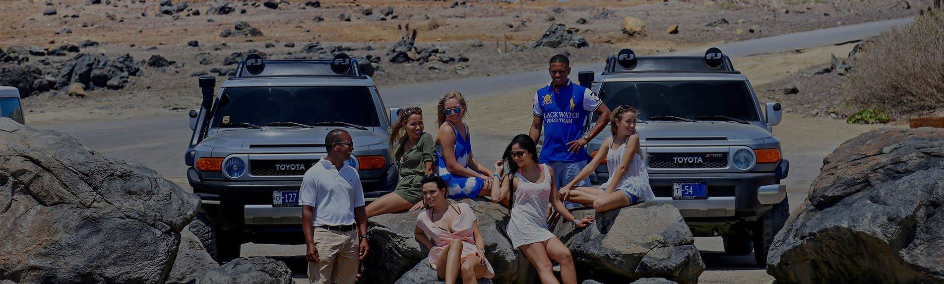 Aruba Private Jeep Tour - Eight Hour