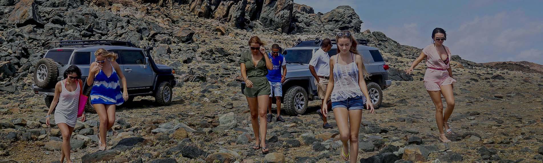 Aruba Private Jeep Tour - Six Hour
